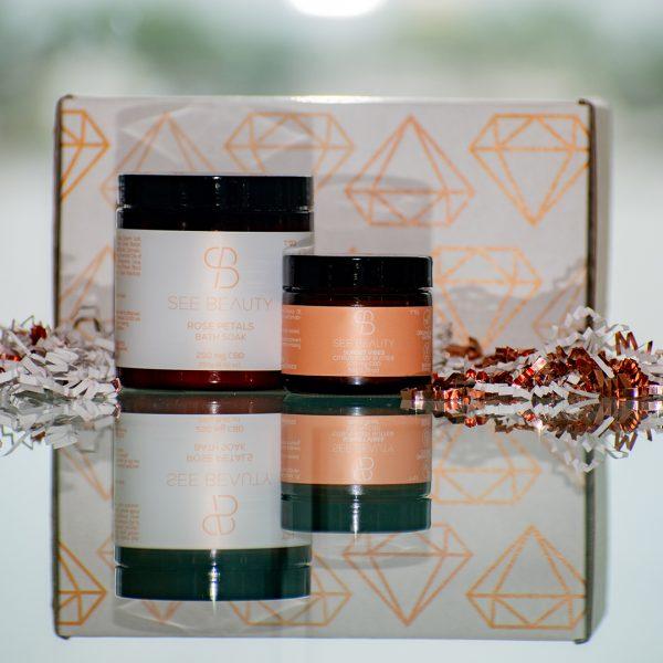CBD For Skin 🌳🧴🛀 - Golden Hour Collection I Botanical CBD Skincare