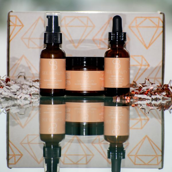 CBD cream for face 🌳🧴💆♀️ - New Moon Collection I Botanical Skincare