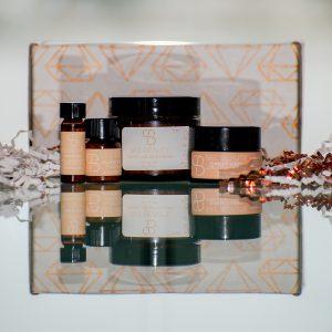CBD Skincare Sample Collection