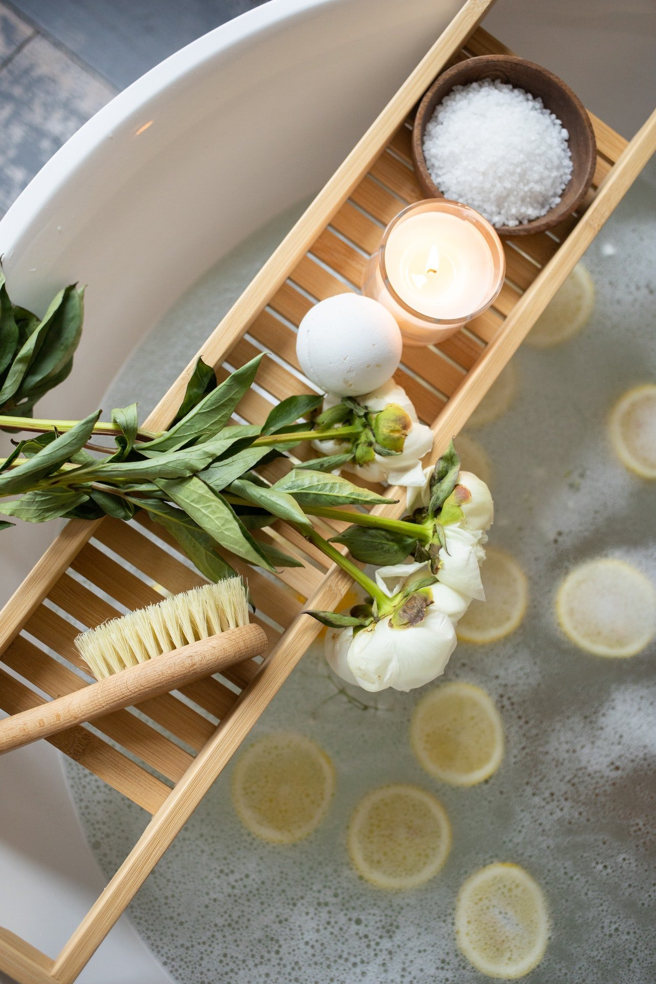Skin Therapy – The Power of Baths